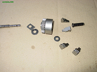 Governor parts