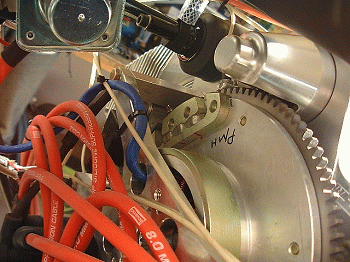 jabiru flywheel